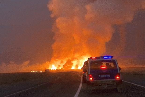 ЧП на складе боеприпасов близ Тараза: Почему произошел взрыв? — Ситуация на The Village Казахстан