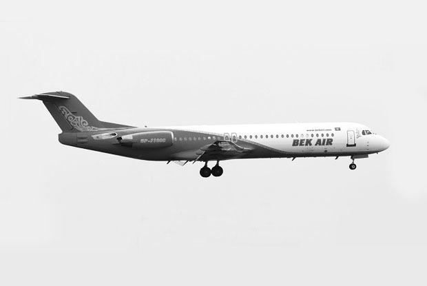 Крушение самолета под Алматы. Главное