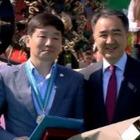 Бауыржан Байбек стал одним из семи почетных граждан Алматы