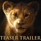 Disney показала тизер «Короля Льва»