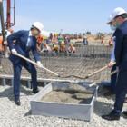 Больница на 300 мест для больных COVID-19 строится в Алматы