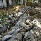 Подрядчики засыпали мусор грунтом в Алматы, за что были оштрафованы