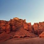 Чарынский каньон разрушается