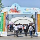Отдел «Рухани Жанғыру» Шымкента провел книжный фестиваль под логотипом и названием другого