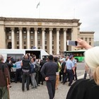 На площади в Алматы протестующая вскрыла себе вены