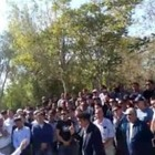 В Жанаозене прошла акция протеста