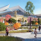 Как будет выглядеть новый терминал аэропорта Алматы с сохранением исторического облика