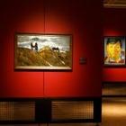 Фотоархив выставок опубликовала Третьяковская галерея