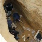 В Актюбинской области нашли погребение сарматского воина. Он был в золотой одежде