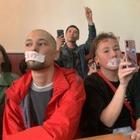 Активисты устроили флешмоб в суде во время оглашения приговора Суинбике Сулейменовой