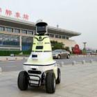 В Китае появились роботы-полицейские