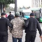 В Алматы на площади «Астана» задержали около 100 человек