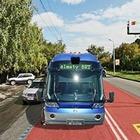 В Алматы для строительства BRT расширят улицу Толе би и вырубят деревья