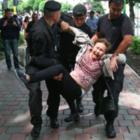 Омбудсмен: МВД пообещало сообщить родственникам о местонахождении задержанных