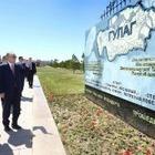 Касым-Жомарт Токаев и председатель Европейского Совета Дональд Туск почтили память жертв АЛЖИРа