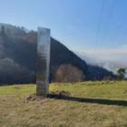 В Румынии обнаружили еще один загадочный монолит
