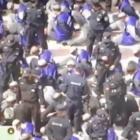 В интернете появилось видео из этнического лагеря в Китае