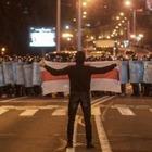 В Беларуси прошли массовые акции протеста. ОМОН применил резиновые пули, водомет и слезоточивый газ