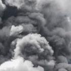 Жители Арыса сообщили о новом взрыве