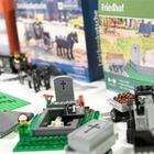 Lego сделали набор на тему смерти и похорон