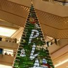Xiaomi собрала елку из тысячи смартфонов и установила рекорд Гиннесса