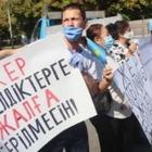 Первый согласованный митинг с начала карантина прошел в Алматы