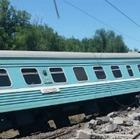 Сошедший в Жамбылской области поезд соответствовал техническим нормам