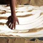 Песок помогает акмолинским заключенным избавляться от стресса