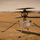 Марсоход Perseverance приземлился на красную планету