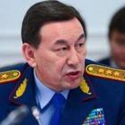 Калмуханбет Касымов освобожден от должности главы МВД