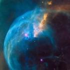 Опубликовано первое фото черной дыры