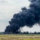 Заместитель министра МВД: «Есть опасность повторного взрыва боеприпасов»