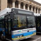 Скоростные линии автобусов появятся на улицах Жандосова и Тимирязева