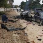 Боевики напали на погранзаставу в Таджикистане