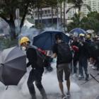 Казахстанца арестовали в Гонконге. Он участвовал в протестах