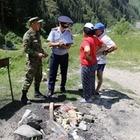 Алматинцам запретили разводить костры