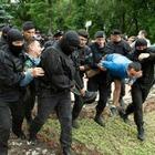 МВД: На митингах в Алматы и Нур-Султане задержали четыре тысячи человек