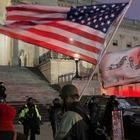 Четыре человека погибли во время беспорядков в Вашингтоне