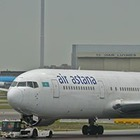 Air Astana временно переквалифицировалась в грузовую авиакомпанию