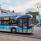 В Алматы прекратил работу автобусный парк «АвтоТрансГаз»