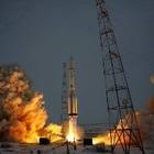 В Актюбинской области упал обломок от ракеты во время учений минобороны РФ