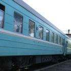 Поезд въехал в автобус на полном ходу в Чемолгане