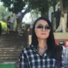 Активистка провела одиночный пикет у алматинского зоопарка