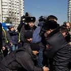 «Назарбаевы должны уйти»: Резолюция митинга первого марта