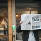 Из продажи изъят тираж газеты «Вечерний Алматы». Там было интервью с Сулейменовым