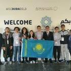 Казахстанские школьники стали призерами в международном конкурсе по робототехнике