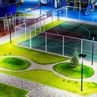 Спортивную арену и смотровую площадку открыли в столице