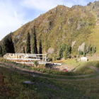 Акимат Алматы подает в суд на компанию, которая строит гостевой дом в горах Иле-Алатауского нацпарка