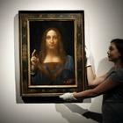 Пропала картина да Винчи «Спаситель мира»