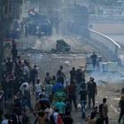 В Ираке отключили интернет после массовых акций протеста